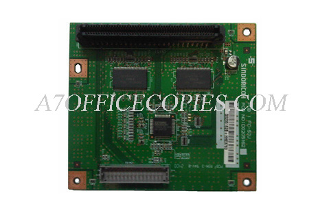 Ricoh D0205162 / D020-5162 Carte SIU-CS PCB:FC-SIU-CS (Unité de scanner Couleur) Ricoh MP 2550 - MP 3350 - MP 2851 - MP 3351 - Ricoh D0205162 / D020-5162 SIU-CS Board PCB:FC-SIU-CS (Color Scanner) Ricoh MP 2550 - MP 3350 - MP 2851 - MP 3351